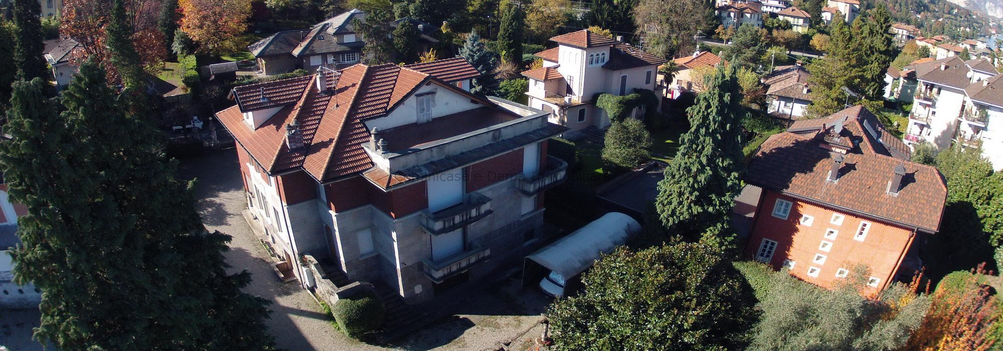 Stresa – Importante villa d'epoca
